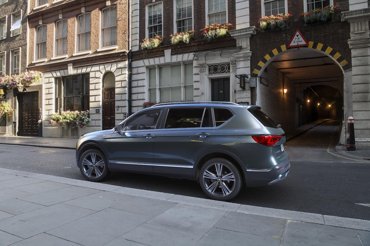 SEAT Tarraco UK pricing and specifications announced