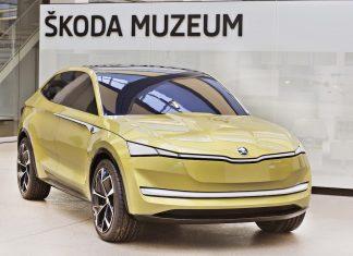 Skoda electric concept