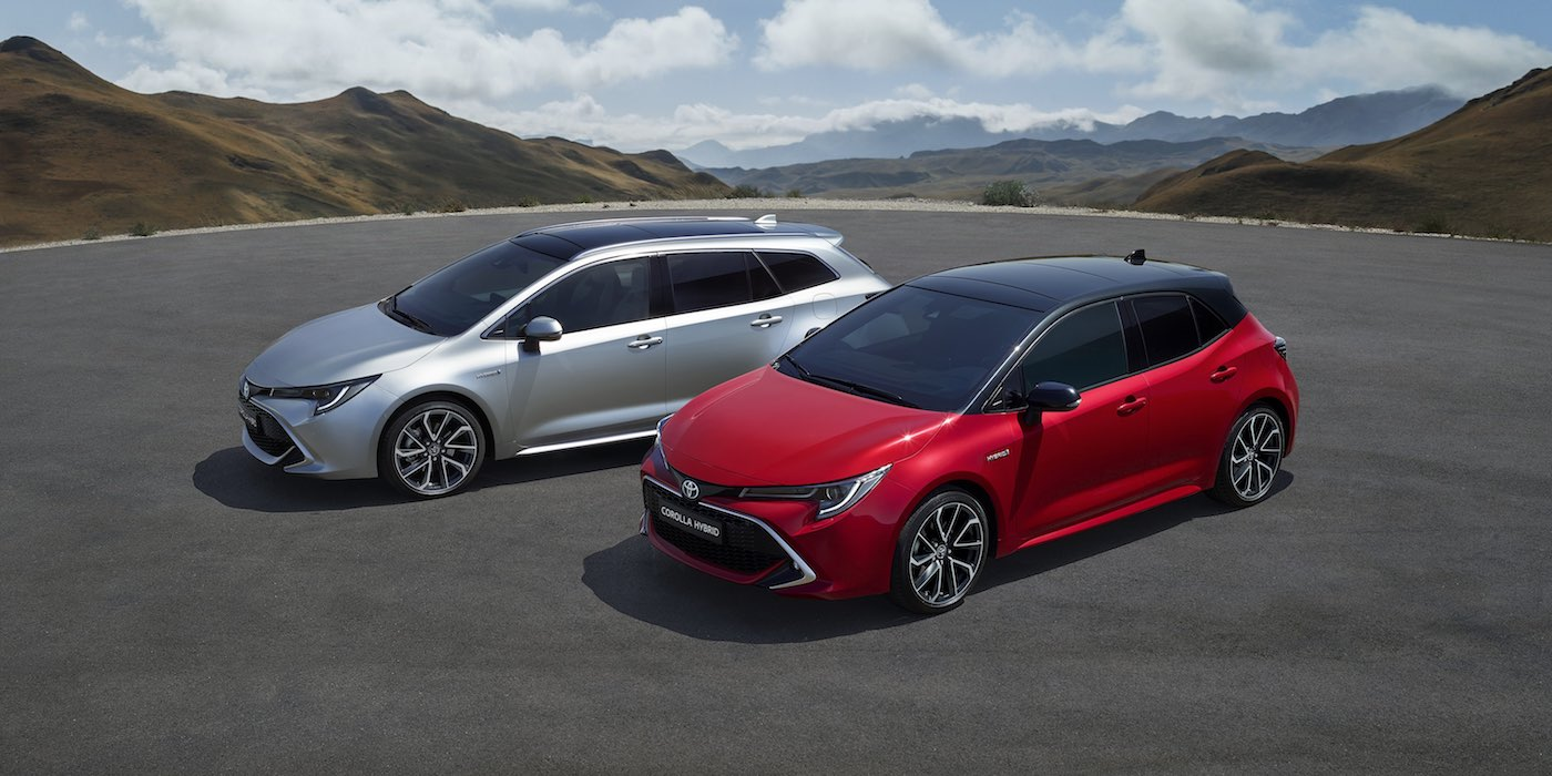 Toyota Corolla hatch and estate prices announced | The Car Expert