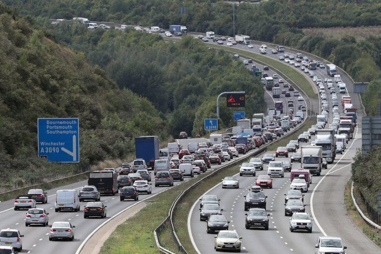 Car manufacturers facing 'massive' CO2 fines