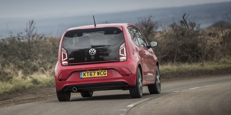 Volkswagen Up! GTI –Best Christmas Sleighs 2018