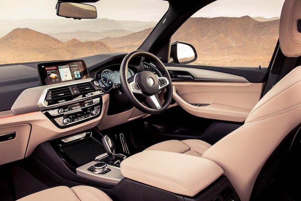 2019 BMW X3 interior | The Car Expert