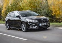 2019 Ford Focus Estate test drive wallpaper | The Car Expert