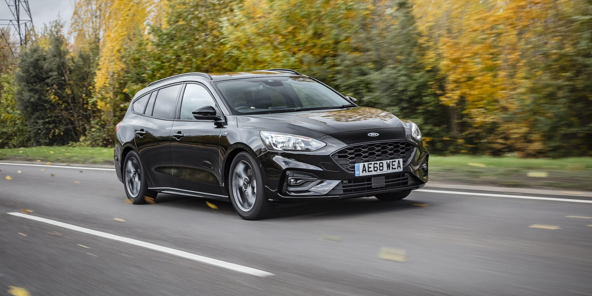 Ford Focus Estate Review The Car Expert