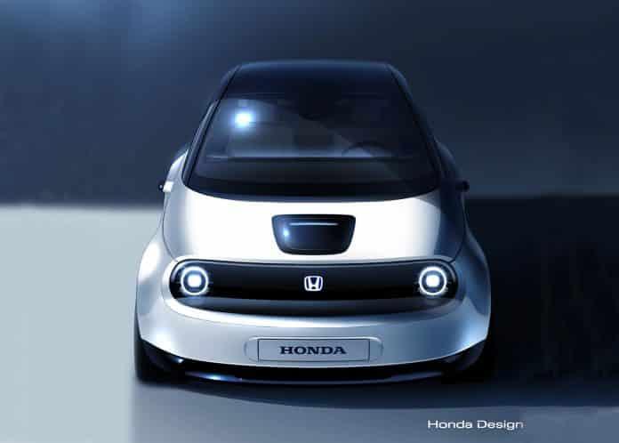 Honda Urban EV The Car Expert