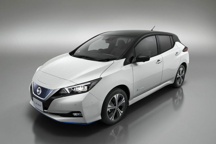 Nissan Leaf The Car Expert