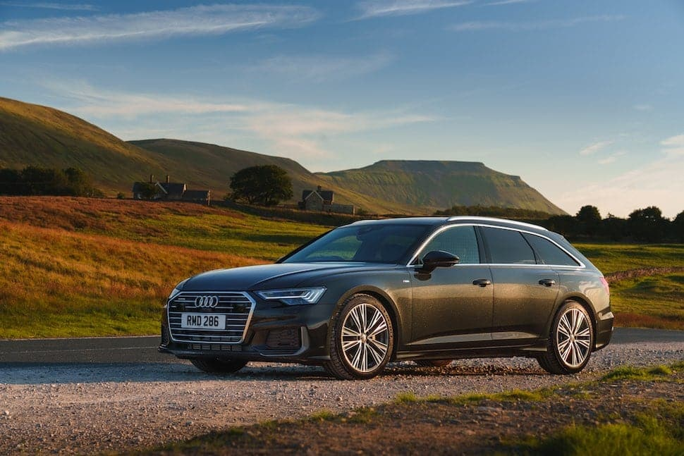 2019 Audi A6 review - front | The Car Expert