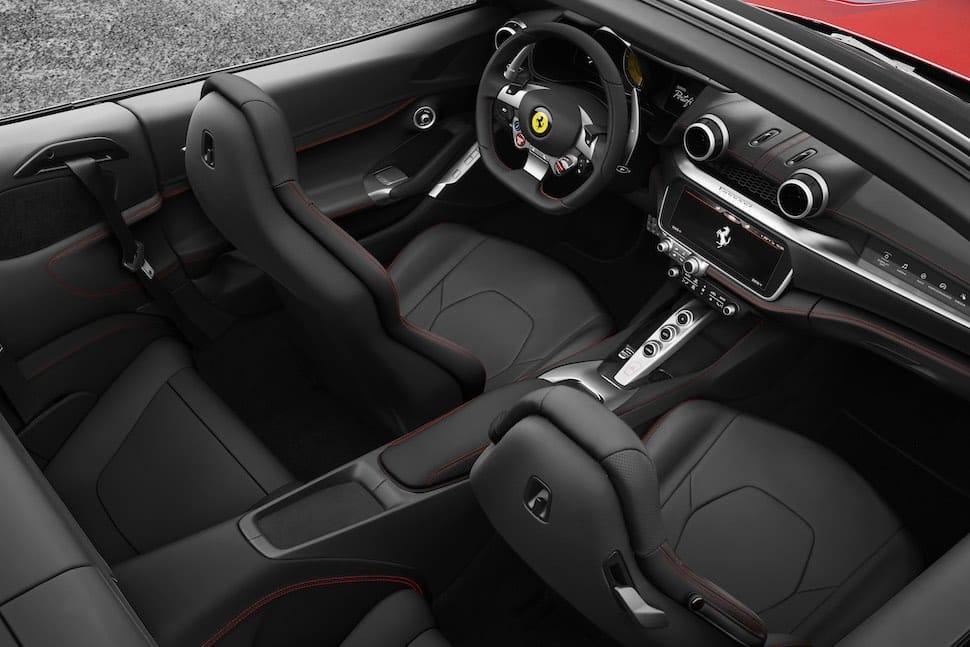 2019 Ferrari Portofino review - cabin   The Car Expert