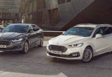 2019 Ford Mondeo hybrid wallpaper | The Car Expert