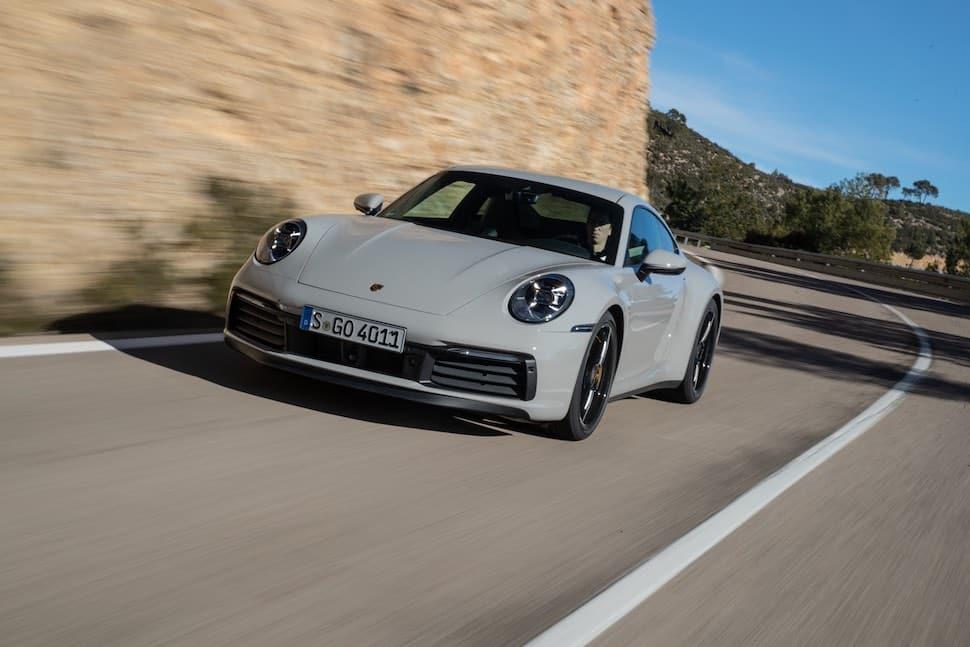 2019 Porsche 911 Carrera S review - front | The Car Expert