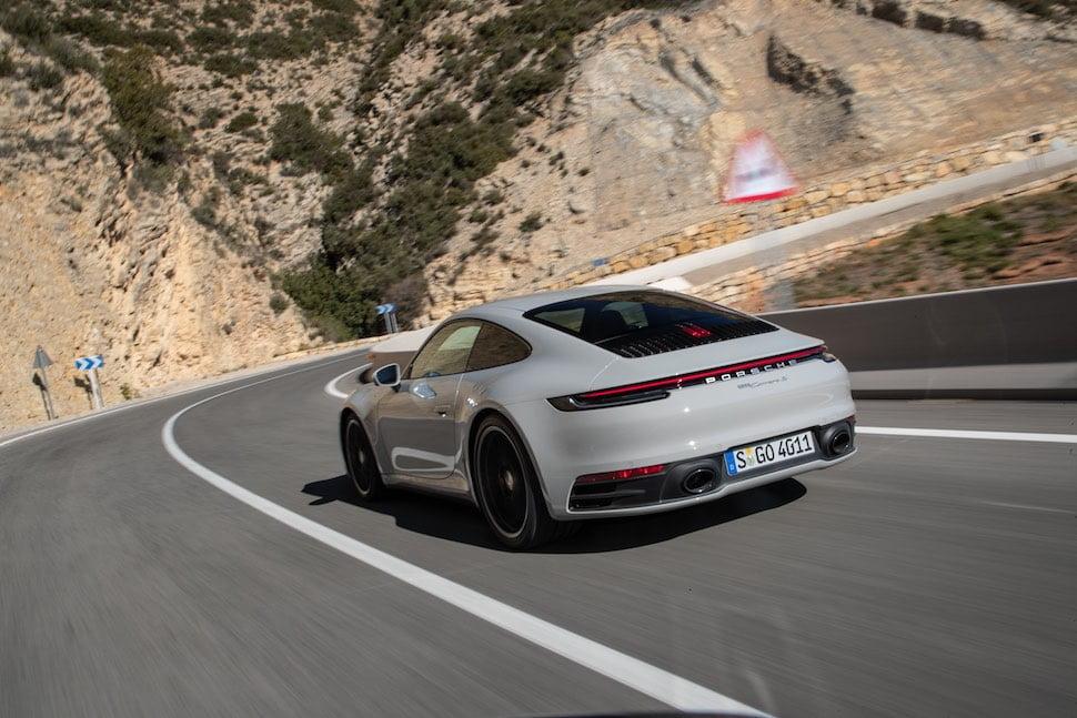 2019 Porsche 911 Carrera S review - rear | The Car Expert