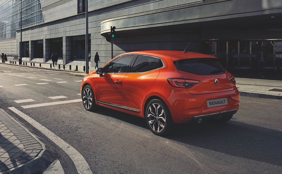 2019 Renault Clio –rear| The Car Expert