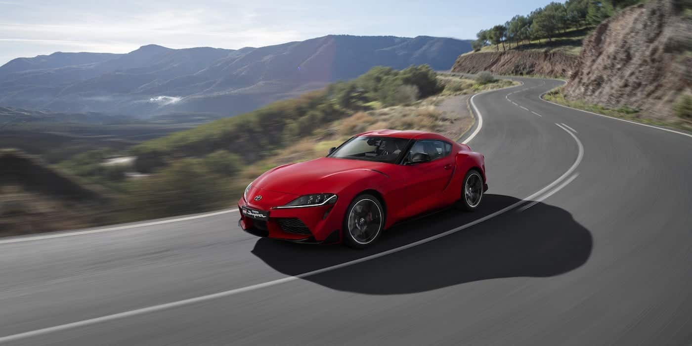 2019 Toyota Supra wallpaper | The Car Expert