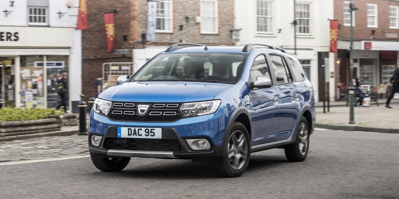 Dacia Logan MCV Stepway | The Car Expert