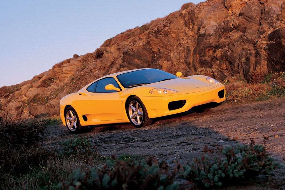 Ferrari 360 Modena - dream used cars for under £50K