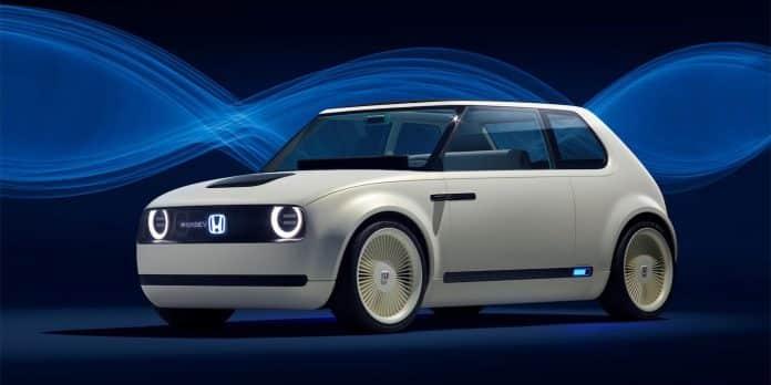 Honda Urban EV concept wallpaper   The Car Expert