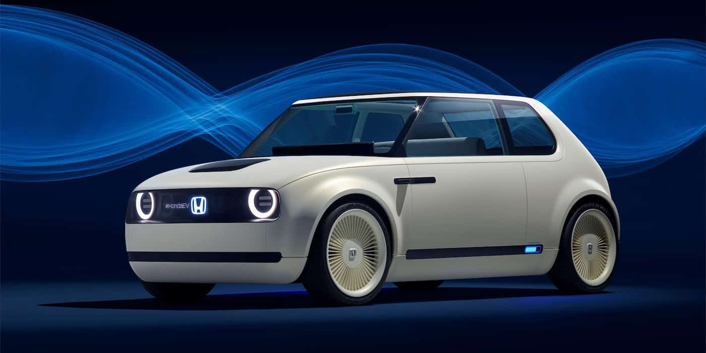 Honda Urban EV concept wallpaper | The Car Expert