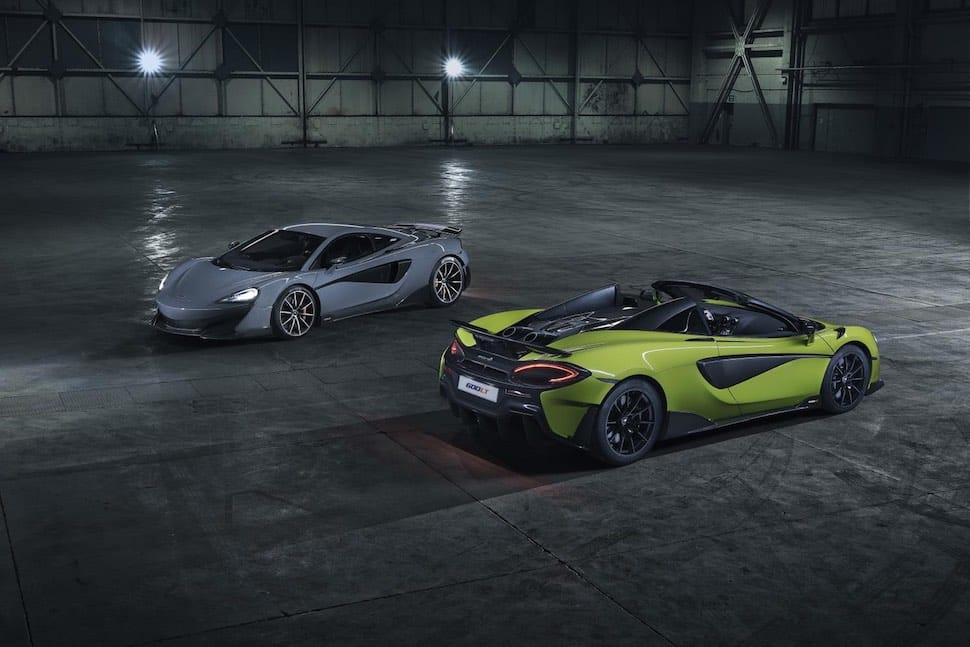 McLaren 600LT Spider and Coupe | The Car Expert