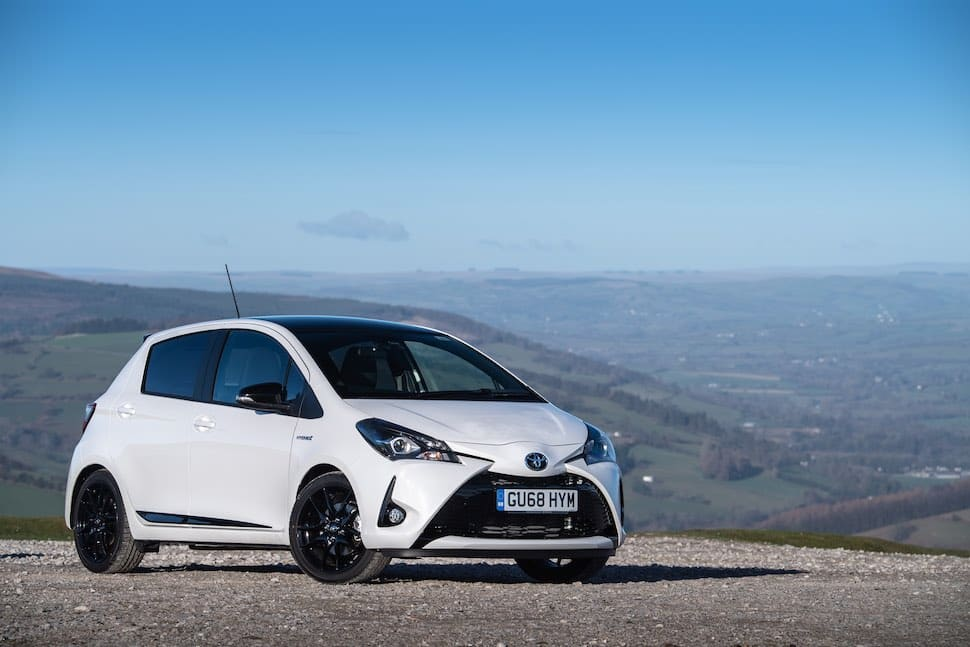 Toyota Yaris delivers extra style and sporting appeal