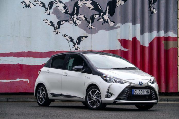 Toyota Yaris Y20 - Toyota press release