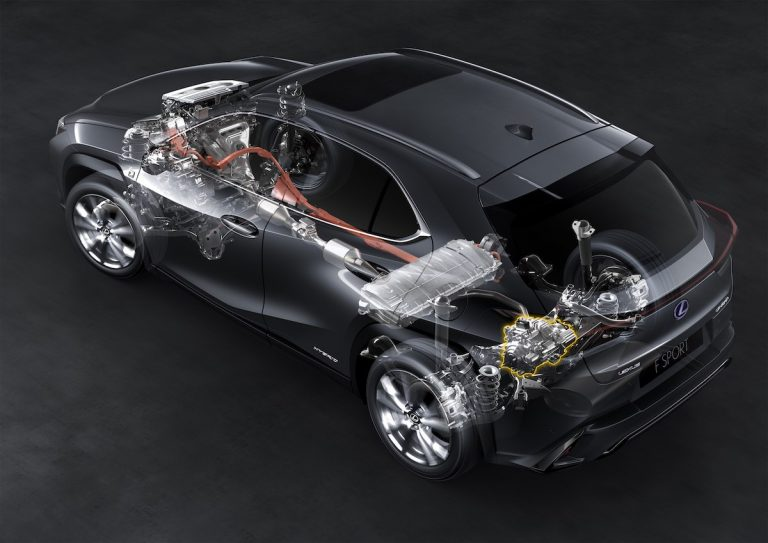 New UX 250h crossover delivers wide-ranging benefits with fourth generation Lexus self-charging hybrid powertrain