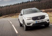 Volvo XC40 (Ten Safest Cars 2019)