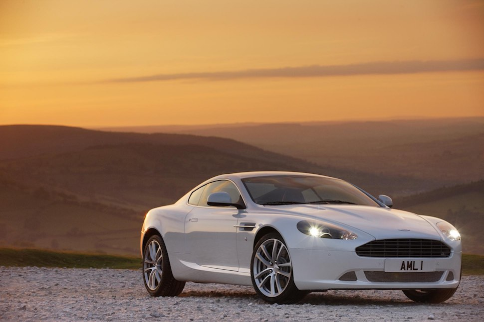Aston Martin DB9 | Dream Used Cars for under £50,000