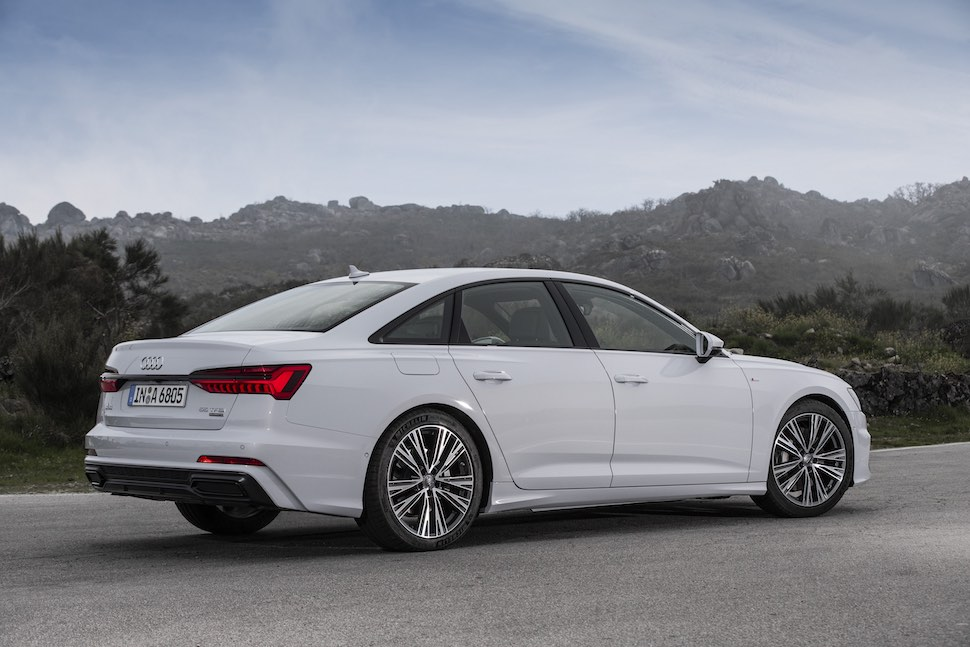 2018 Audi A6 review - rear   The Car Expert