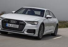 Audi A6 test drive review wallpaper | The Car Expert
