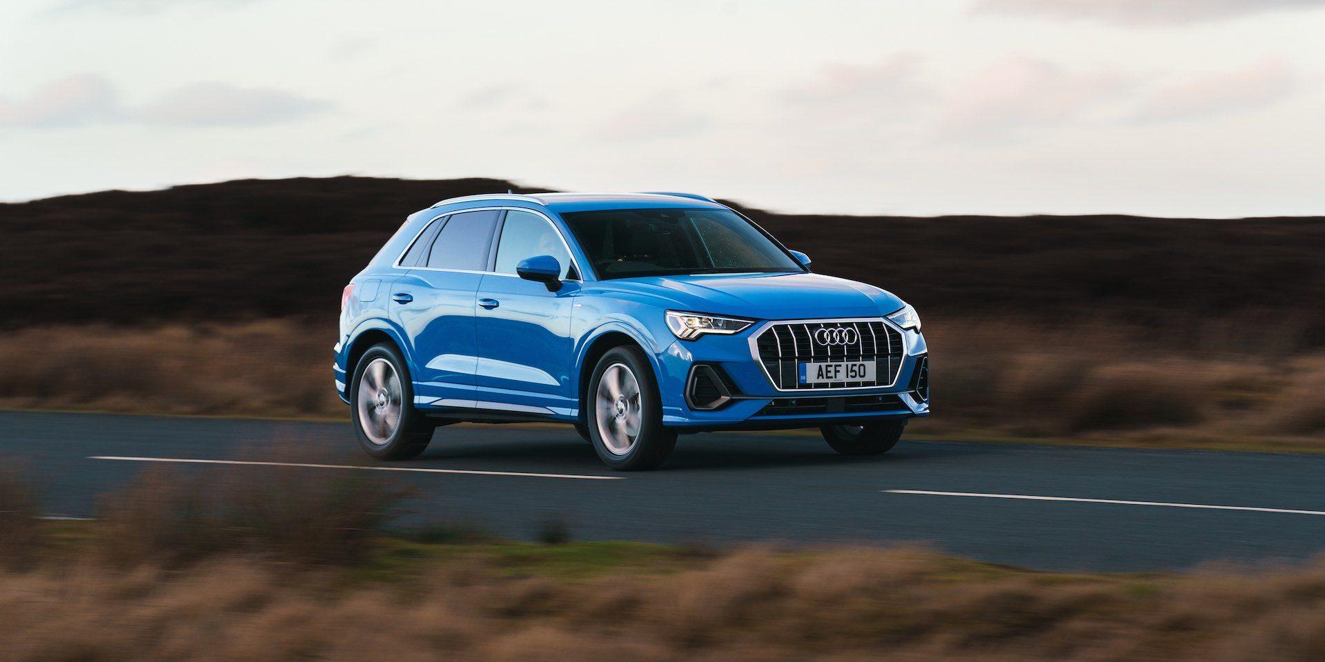 2019 Audi Q3 review wallpaper | The Car Expert