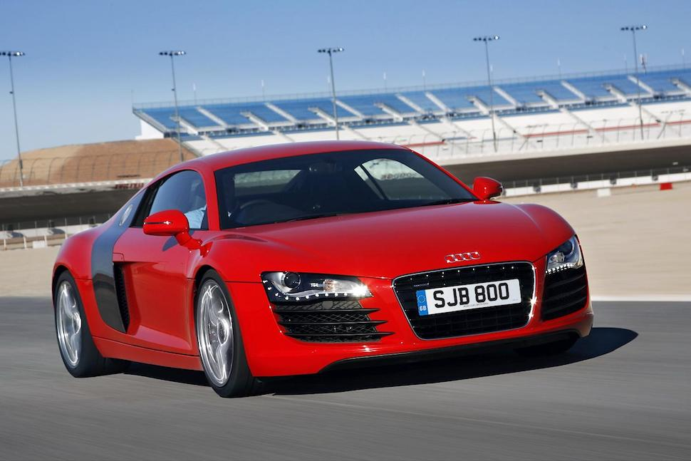 Audi R8 - dream used cars for under £50,000
