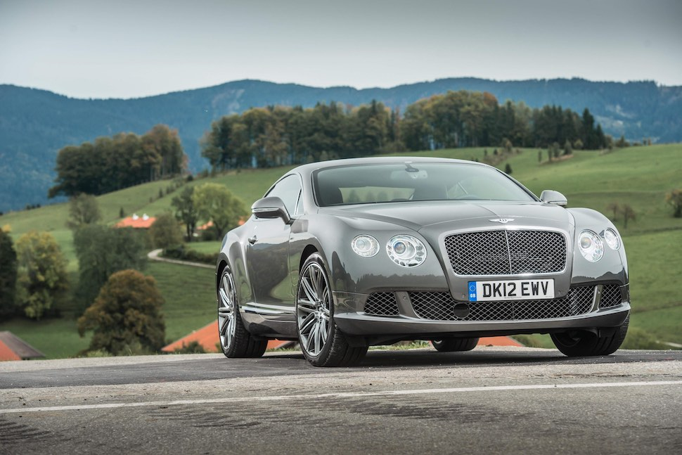 Bentley Continental GT - dream used cars for under £50,000