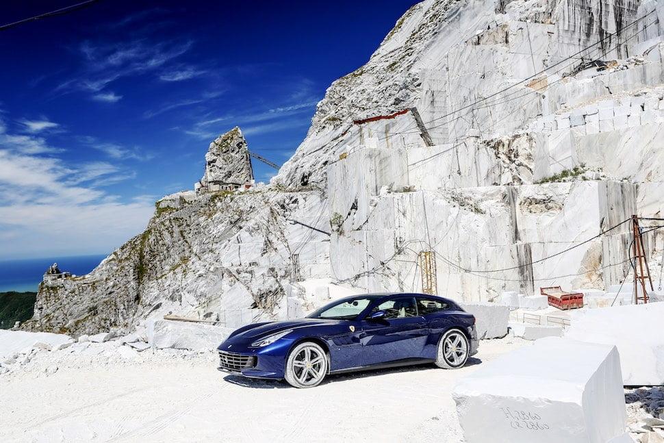 Ferrari GTC4Lusso review - front | The Car Expert