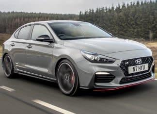 Hyundai i30 N fastback wallpaper | The Car Expert
