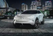 Infiniti QX Inspiration concept | The Car Expert