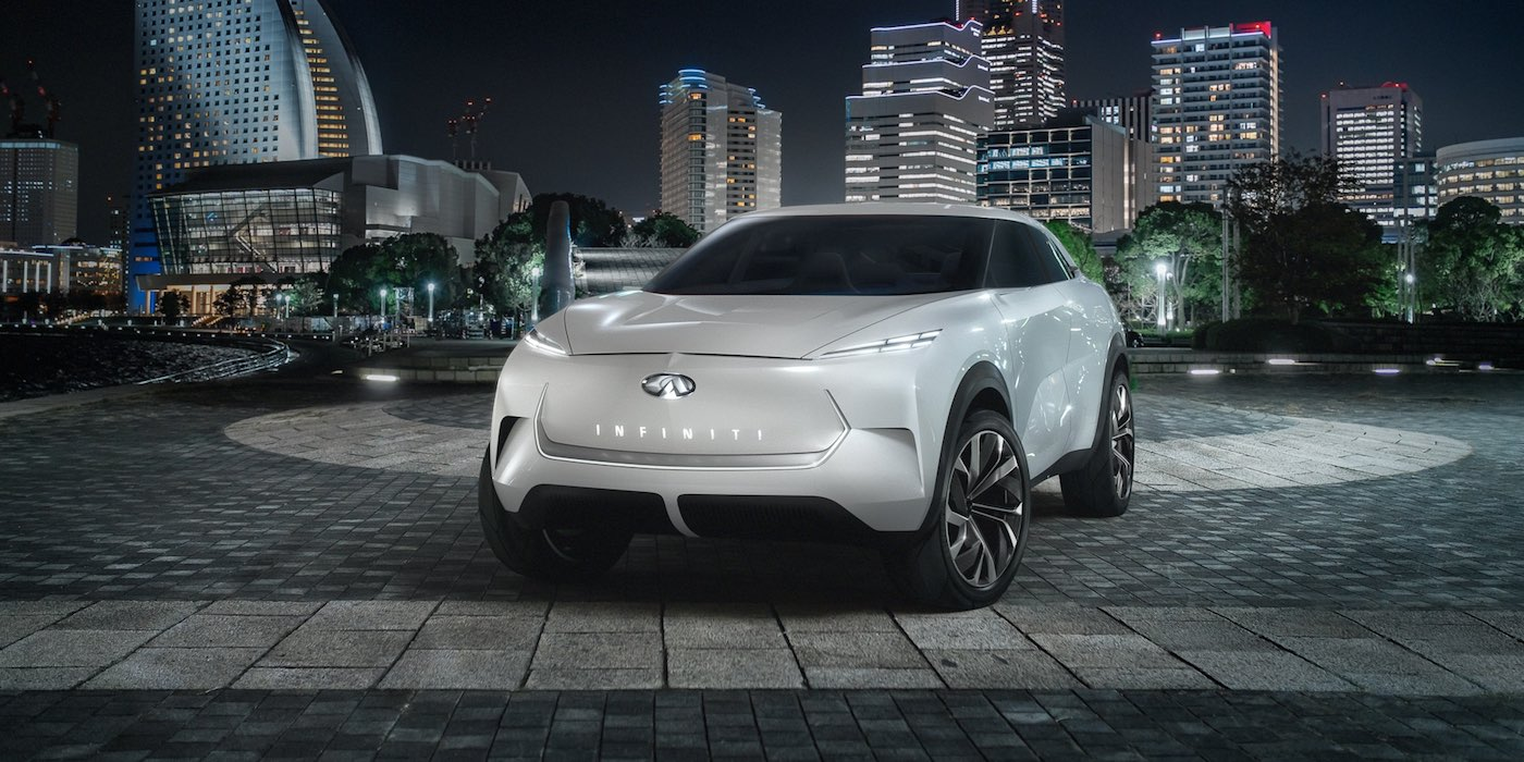 Infiniti QX Inspiration concept | The Car Expert