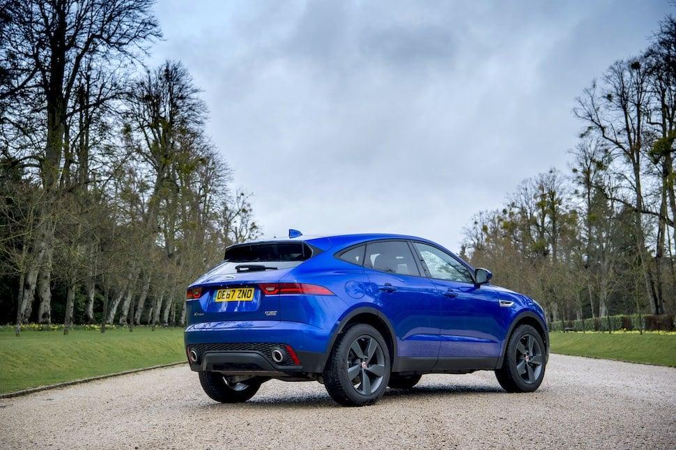 Jaguar E-Pace rear   The Car Expert
