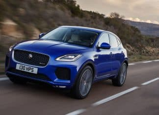 Jaguar E-Pace wallpaper | The Car Expert