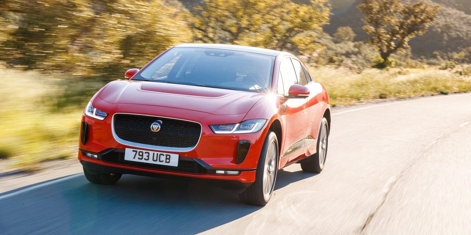 Jaguar I-Pace test drive review wallpaper | The Car Expert