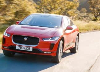 Jaguar I-Pace test drive review wallpaper | The Car Expert