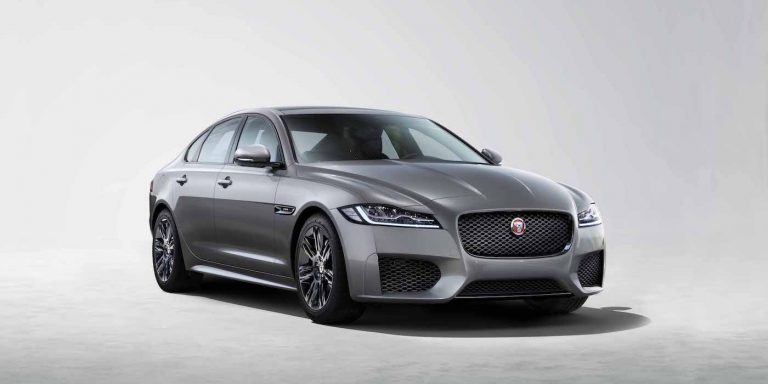 Jaguar XF updated with efficiency improvements and more tech