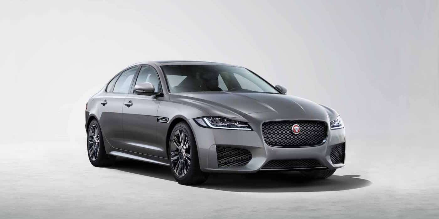 Jaguar XF Chequered Flag | The Car Expert