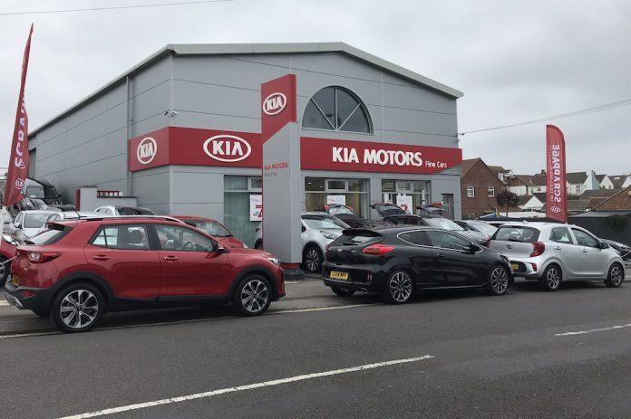 Kia dealer 2018