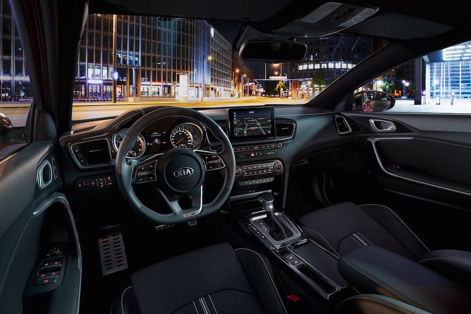Kia ProCeed interior | The Car Expert