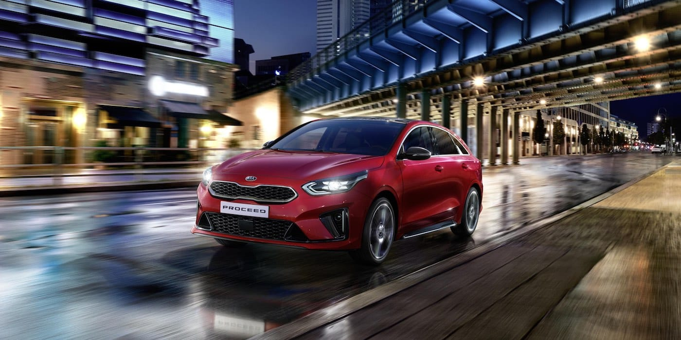 Kia ProCeed pricing and specs announced