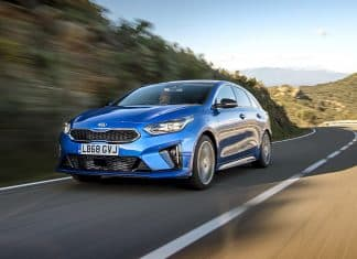 Kia ProCeed review wallpaper | The Car Expert