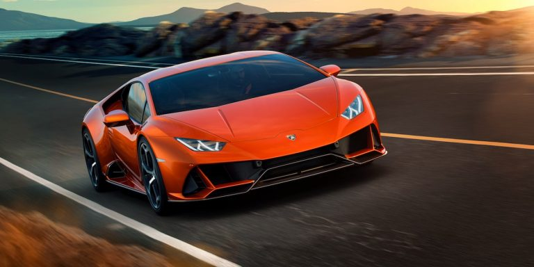 New Lamborghini Huracan Evo revealed