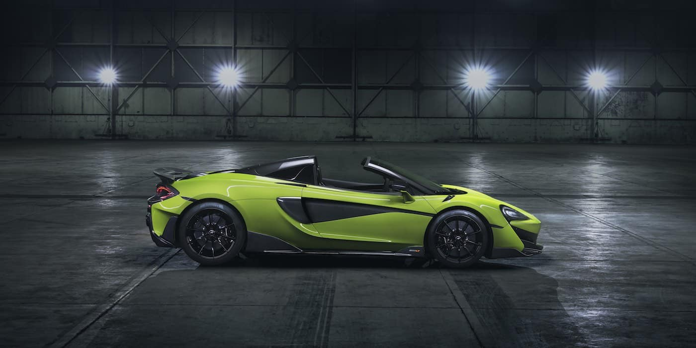 McLaren 600LT Spider unveiled | The Car Expert