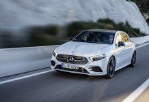 2018 Mercedes-Benz A-Class test drive wallpaper   The Car Expert