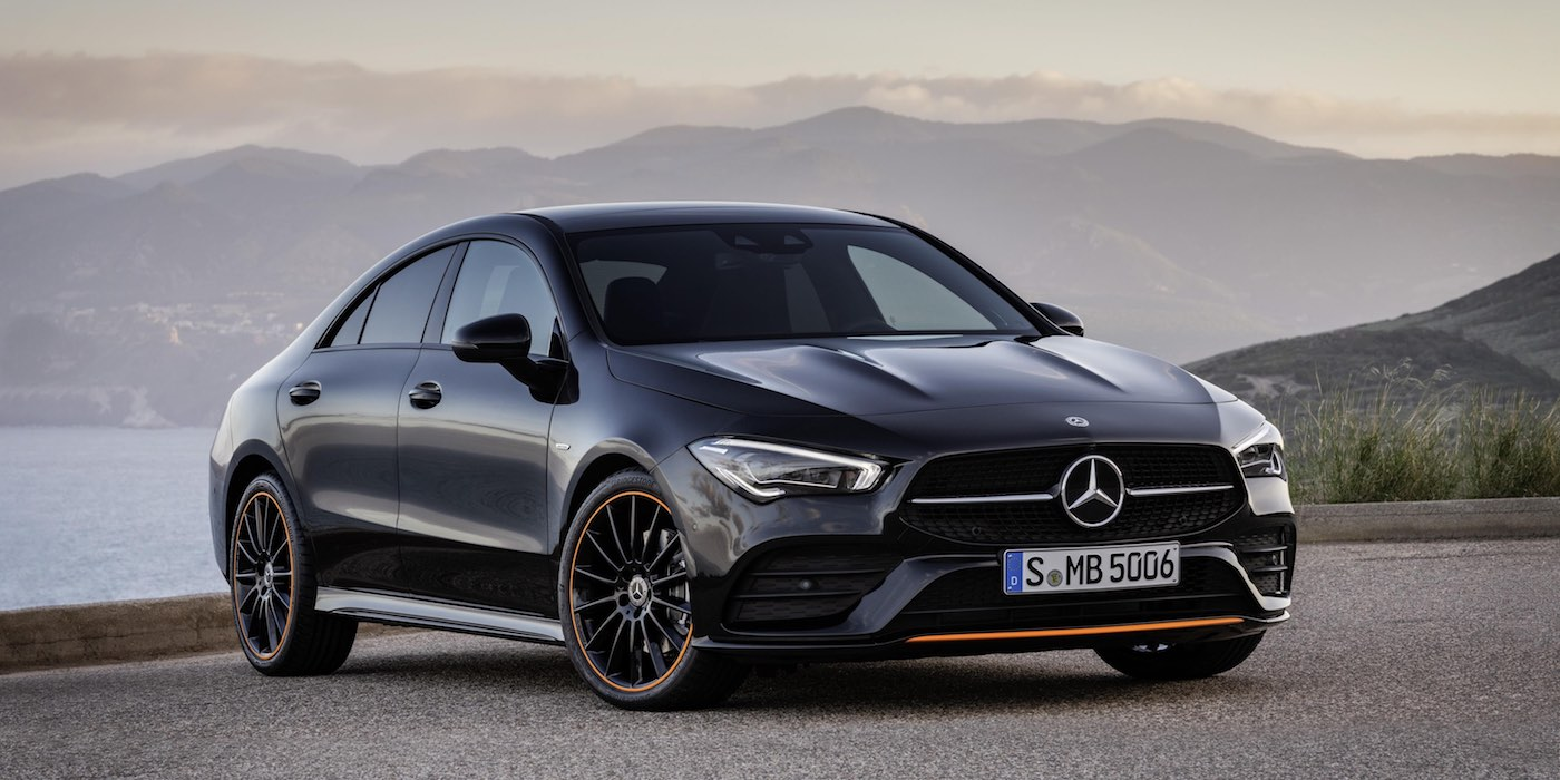2019 Mercedes-Benz CLA revealed at CES
